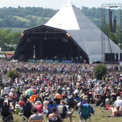 Click to see more about Glastonbury Festival