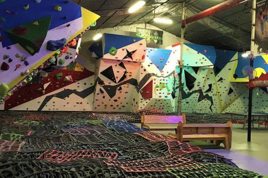 Mantis Climbing Center
