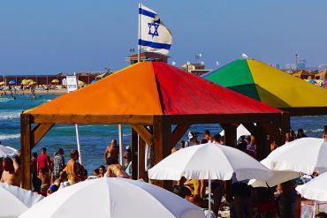 Tel Aviv itinerary : Beach Bum