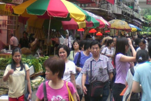 Mong Kok Markets Walking Tour