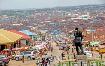 Ibadan travel guide