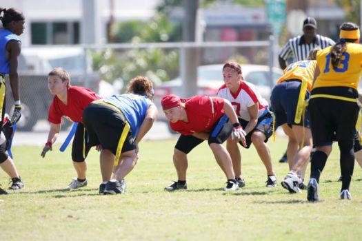 Organization in Key West : International Women Flag Football Association