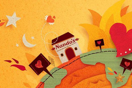 Nando's Ghandi Square