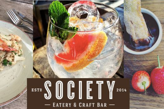 Society Eatery & Craft Bar