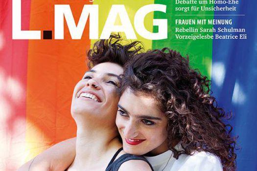 Organization in Berlin : L.Mag