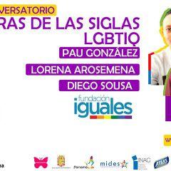Conversatorio: Las Caras de la Sigla lgbtiq+