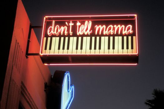 Don't Tell Mama, Las Vegas