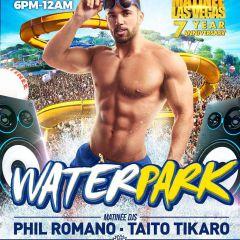 Saturday Main Event ★ WaterPark ★ Matinee Las Vegas Festival