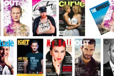 Luxury collection: A Very Good List of LGBT Magazines