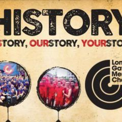History: London Gay Men's Chorus Silver Jubilee