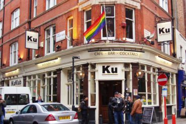 Sampling LGBT Nightlife in London