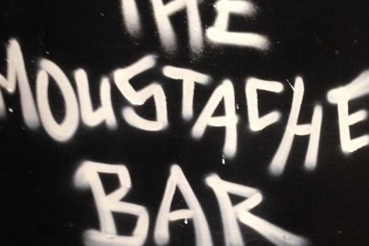 The Moustache Bar