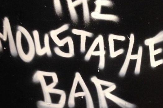 The Moustache Bar