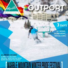 Marble Mountain Winter Pride Festival