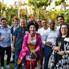 Spotlight Mega-Mixer benefitting Miami Beach Pride