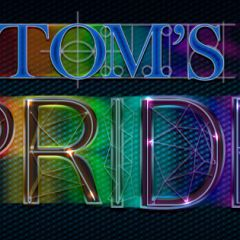 Click to see more about TOM's Pride 2017
