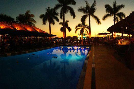 Monty's Sunset