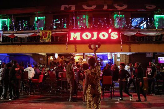 Mojo's Lounge & Bar