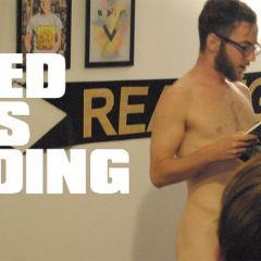 Naked Boys Reading: In Her Words