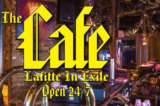 Café Lafitte in Exile