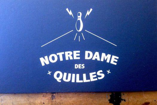Notre Dame Des Quilles