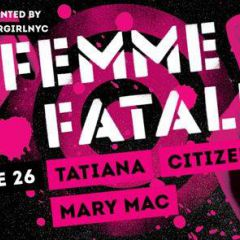 NYC Pride 2016: Femme Fatal