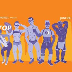 NYC Pride VIP Rooftop Party