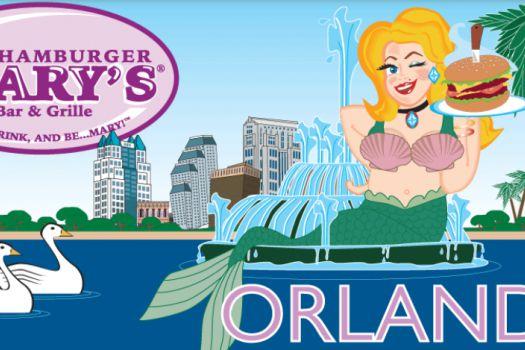 Hamburger Mary's Orlando, Orlando
