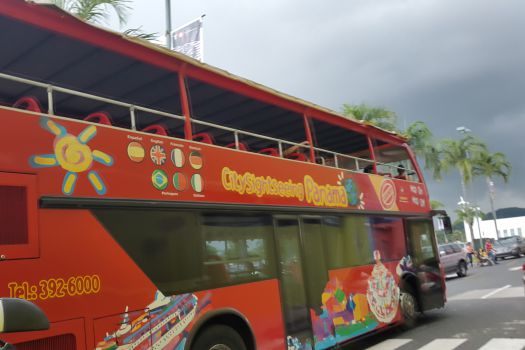 City Sightseeing Hop On - Hop Off Bus