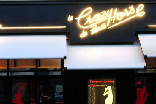 Crazy Horse Cabaret, Paris