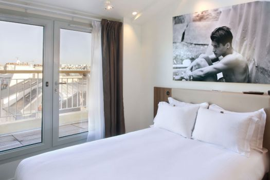 Hotel Jules et Jim, Paris