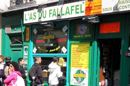 L'As du Fallafel, Paris