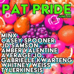 PAT PRIDE 2017