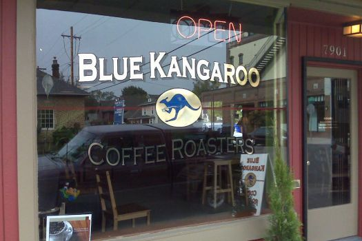 Blue Kangaroo Coffee Roasters
