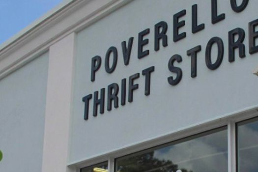 Poverello Center Thrift Shop