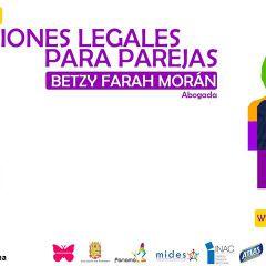 Previsiones Legales para Pareja (Español)