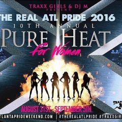 Pure Heat Atlanta Pride Weekend