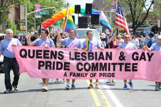 Organization in New York City : Queens Pride