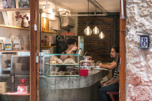 Café Secreto, Rio de Janeiro