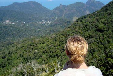 Rio de Janeiro itinerary : Head for the Hills