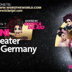Click to see more about RuPaul's Drag Race: Werq the World Tour 2017 - Cologne
