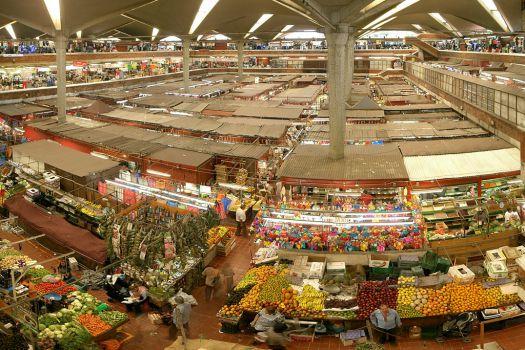 San Juan de Dios Market (Mercado Libertad)
