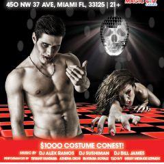 SAVE's 22nd Halloween Ball: DISCO de los Muertos