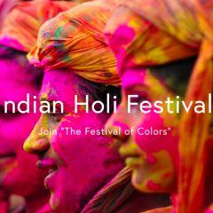 Indian Holi Festival