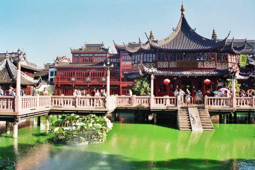 Yuyan (Yu) Garden & Bazaar