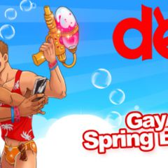 Delice Dream Gay Spring Break