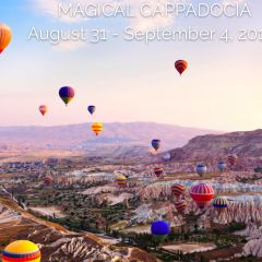 Click to see more about Magic of Cappadocia and Istanbul