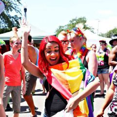 Click to see more about Pride Street Festival
