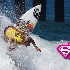 Supergirl Surf Pro
