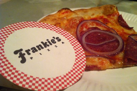 Frankie's Pizza By the Slice, Sydney